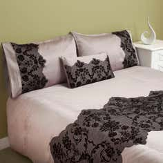 Natural Rochelle Collection Bedspread
