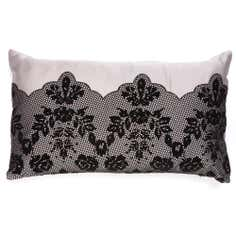 Natural Rochelle Collection Boudoir Cushion