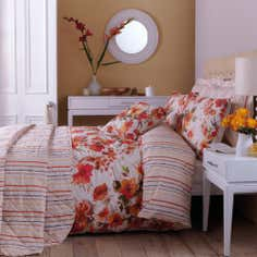 Autumn Floral Collection Duvet Cover Set