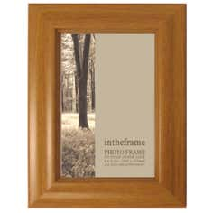 Oak Effect Photo Frame