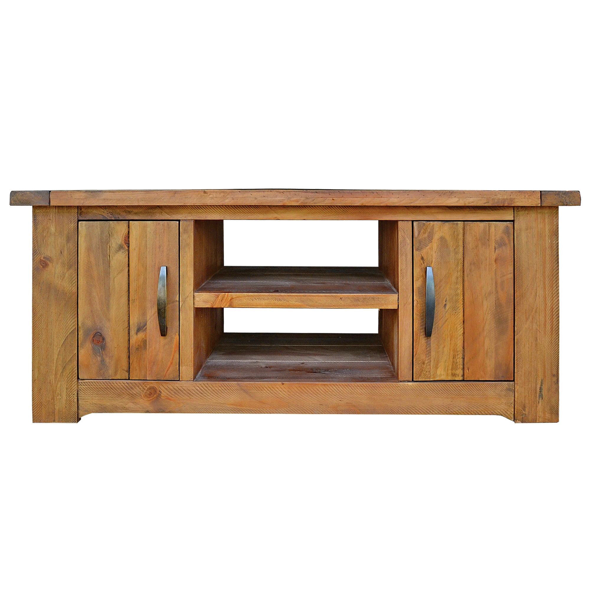 Loxley Pine Corner TV Unit