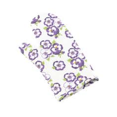 Pansy Collection Single Oven Glove