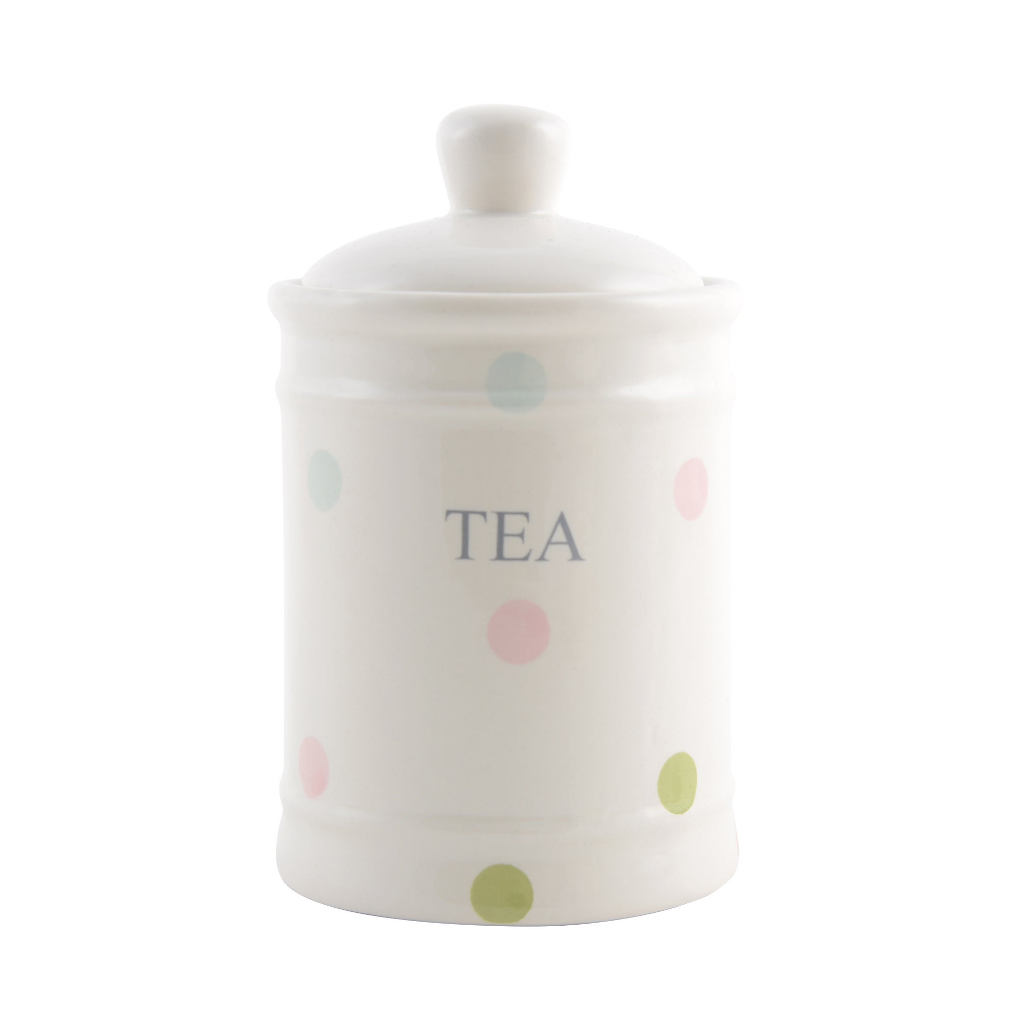 Candy Country Spot Collection Tea Storage Jar
