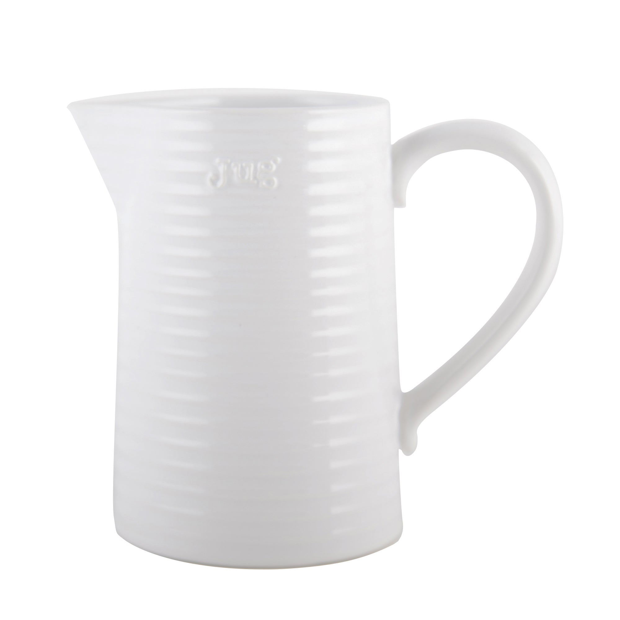 Chalk Cottage Collection Jug