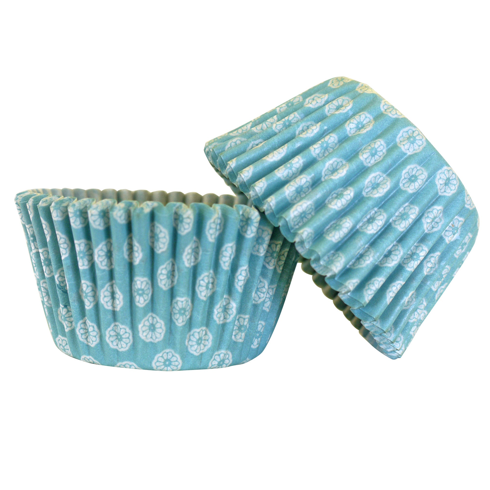Pack of 48 Cottage Floral Cupcake Cases