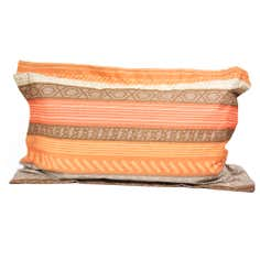 Terracotta Mizar Collection Oxford Pillowcase