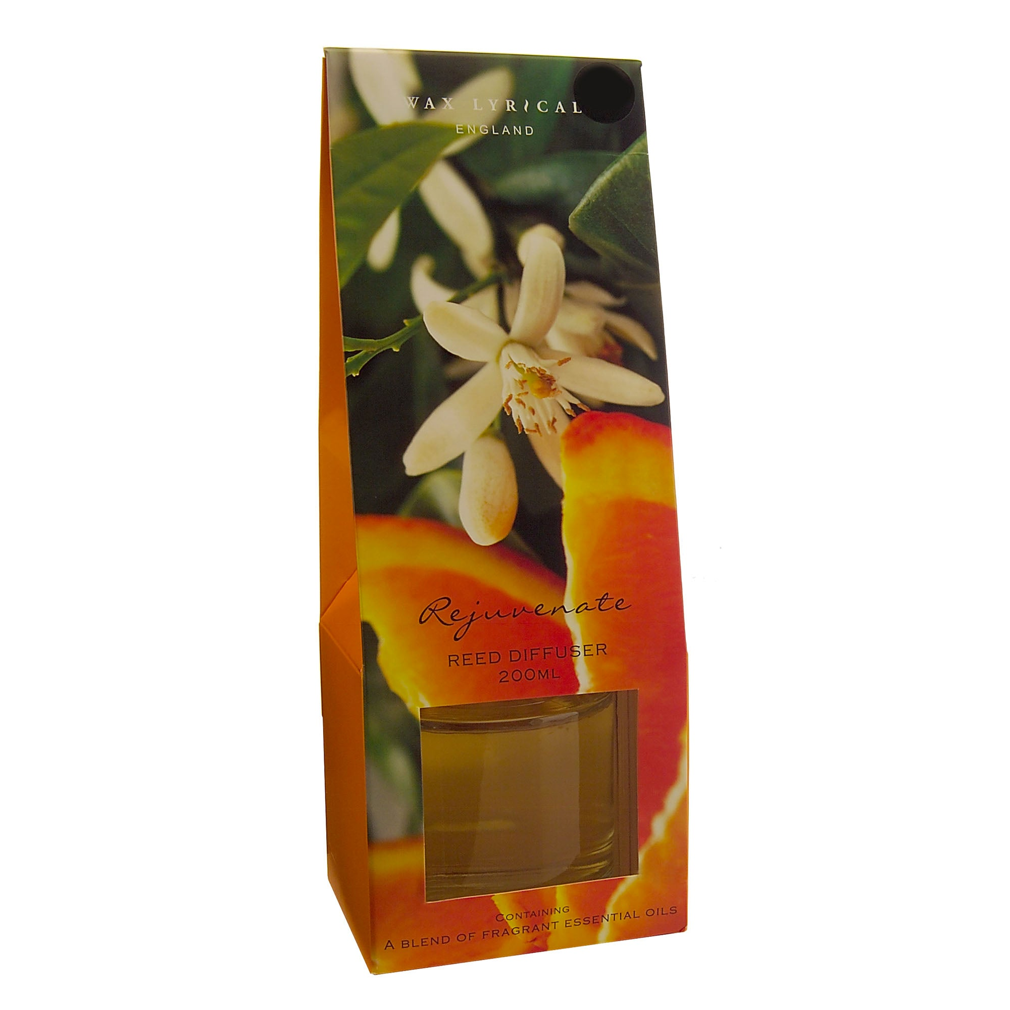 Wax Lyrical Rejuvenate 200ml Reed Diffuser