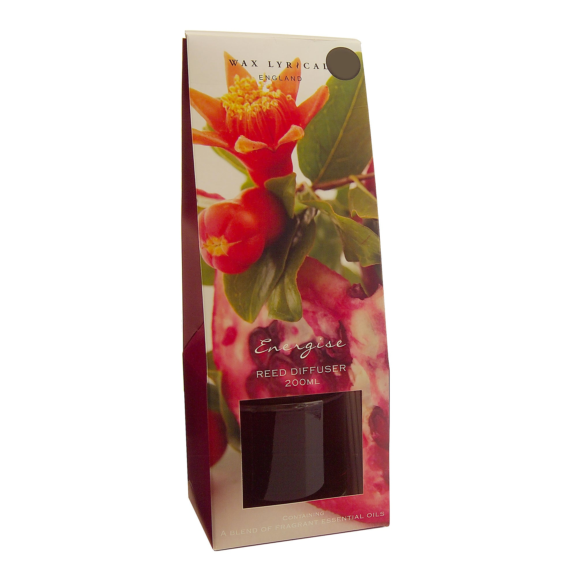 Wax Lyrical Energise 200ml Reed Diffuser