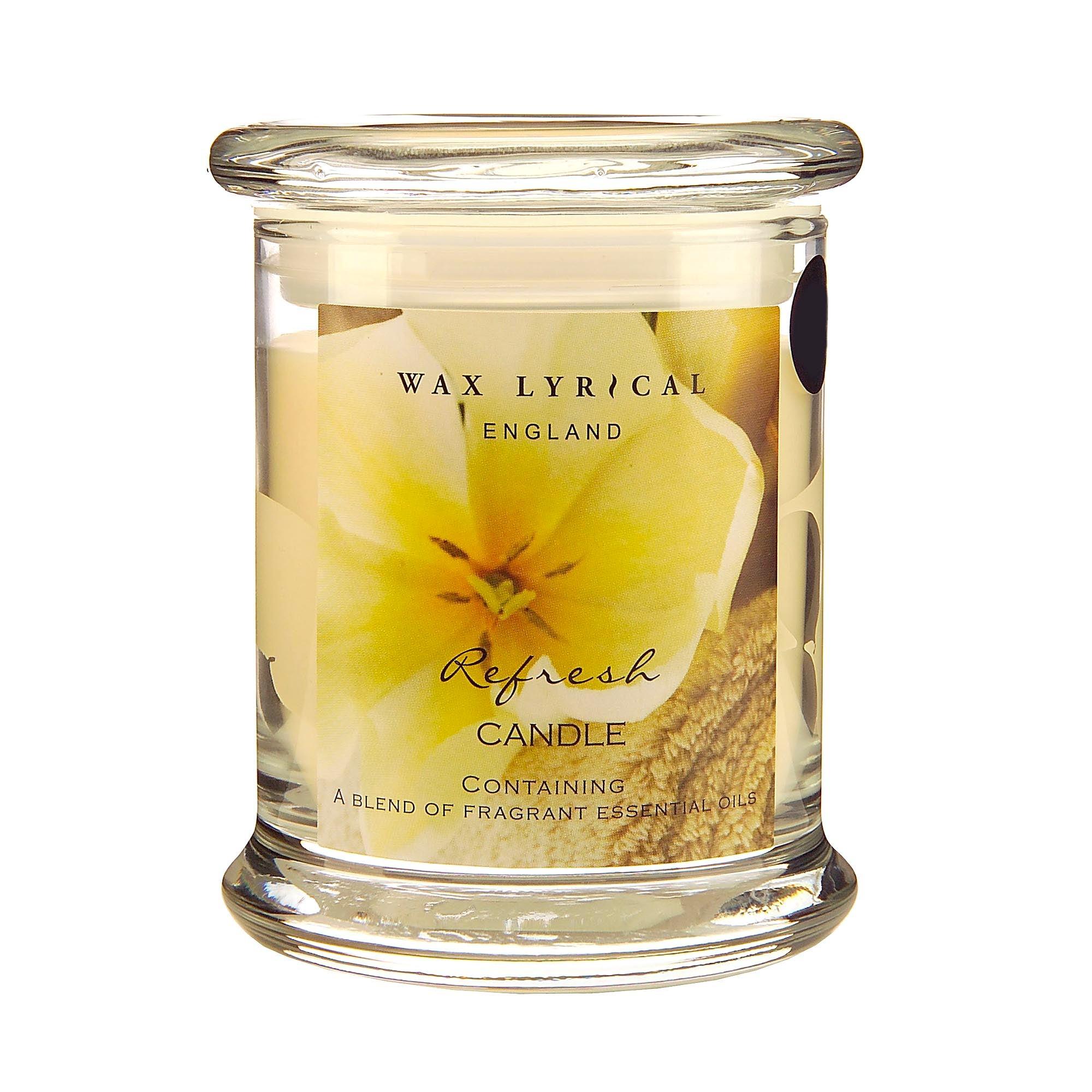 Wax Lyrical Refresh Jar Candle