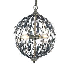 Tamera Topiary Ball Light Fitting
