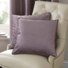 Mauve Opulence Collection Cushion
