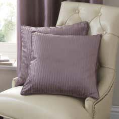 Mauve Opulence Collection Cushion