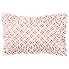 Calie Check Oxford Pillowcase