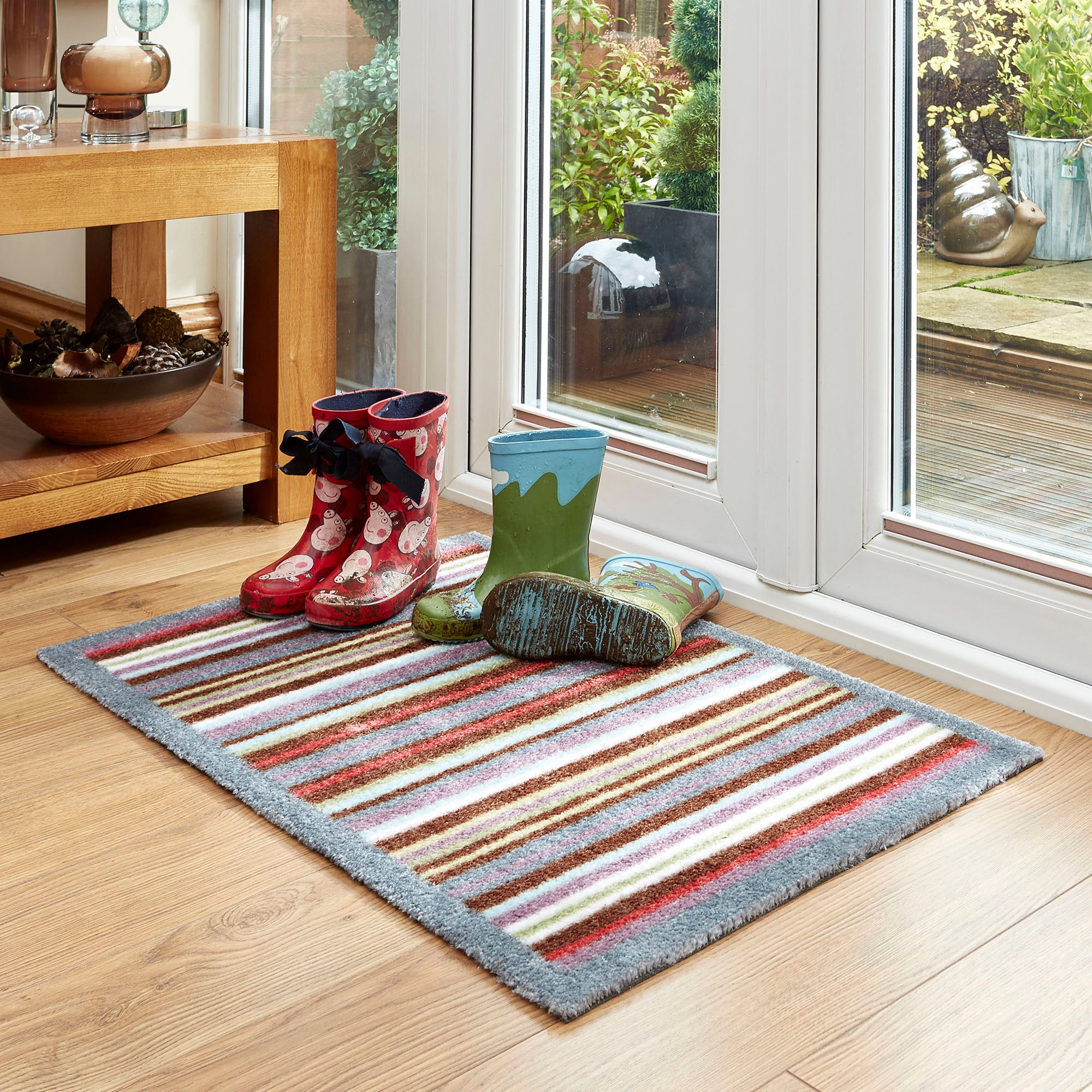 Marvel Striped Mat