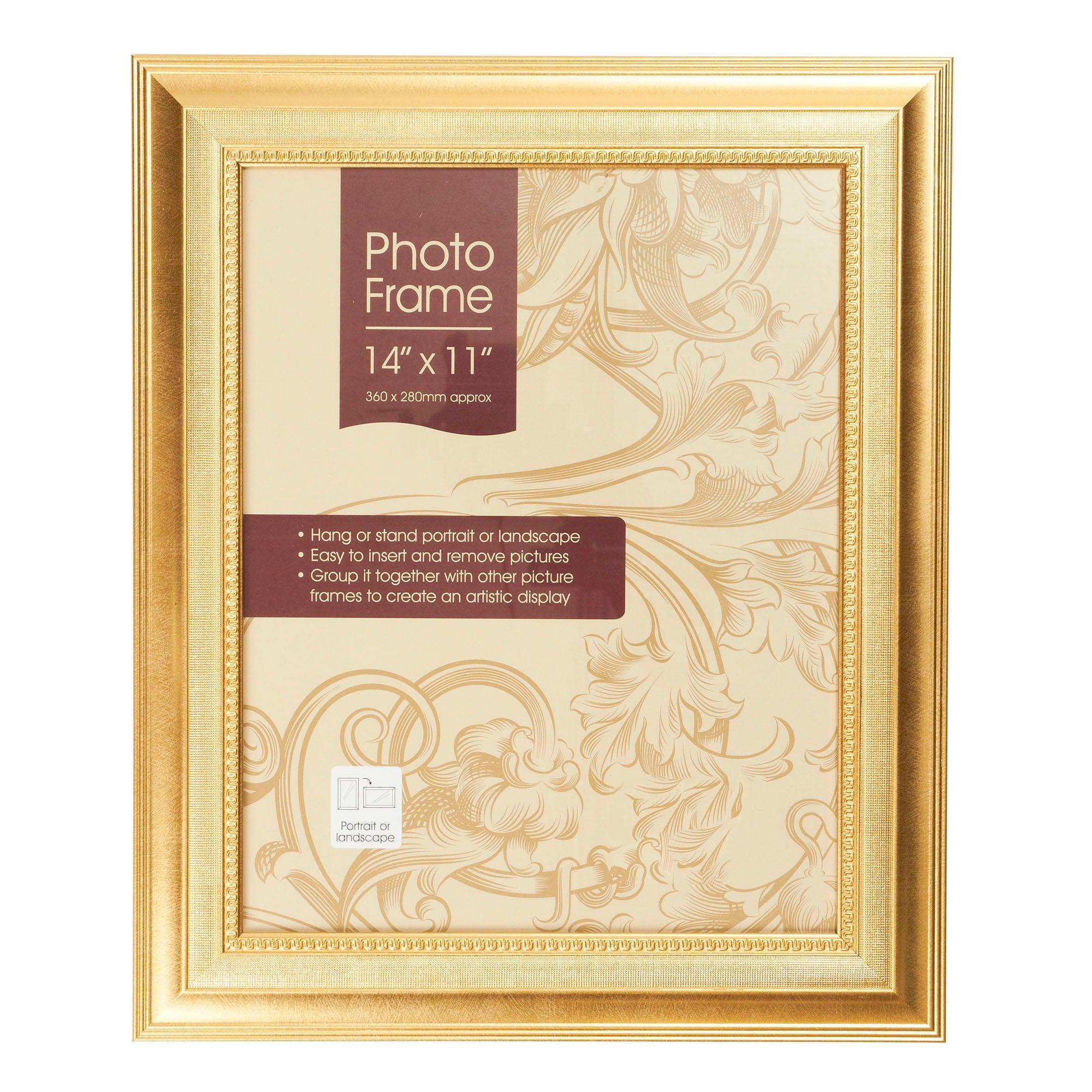 Regency Gold Photo Frame