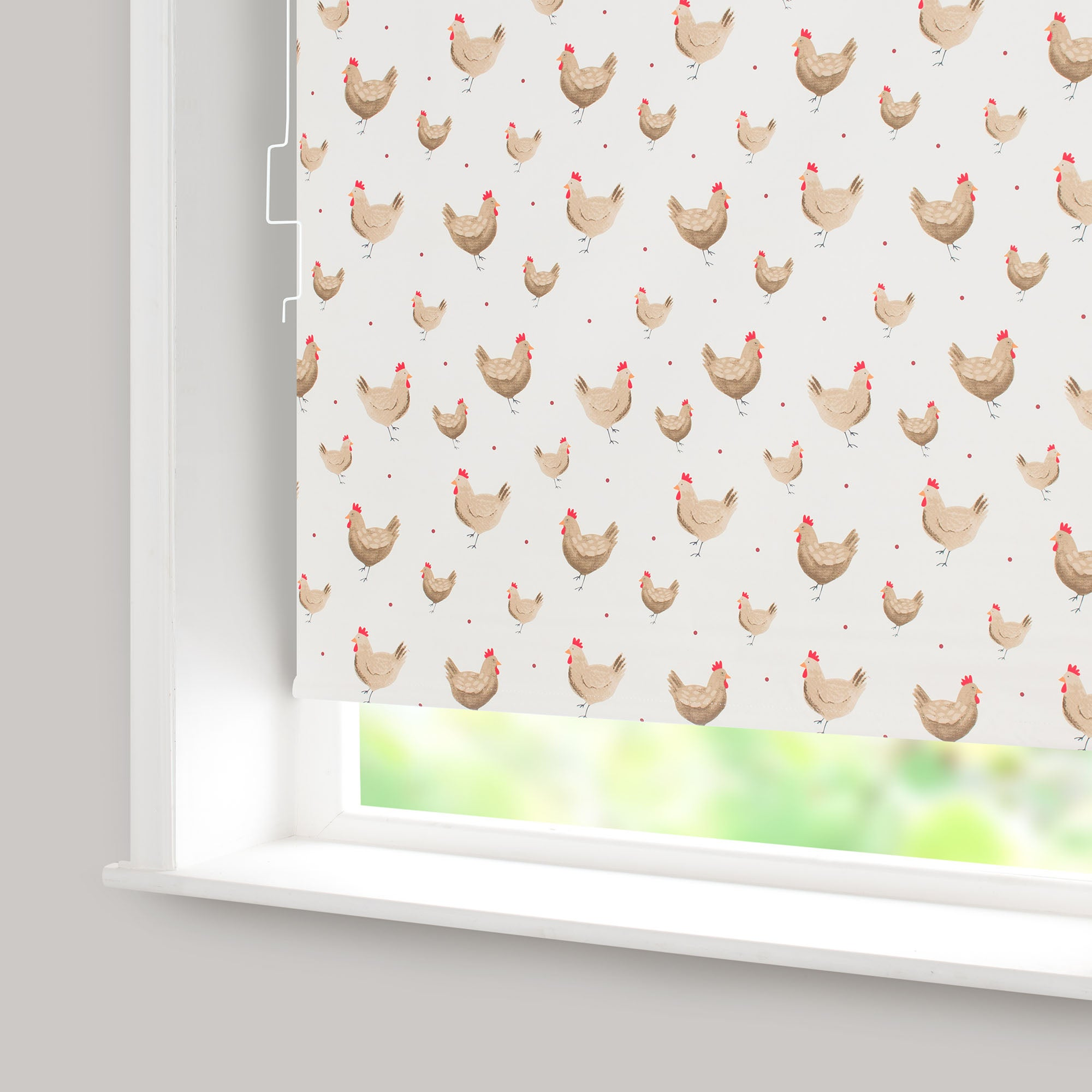 Henrietta Blackout Cordless Roller Blind