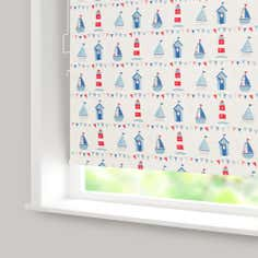 Maritime Blackout Cordless Roller Blind