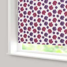 Mulberry Blackout Cordless Roller Blind