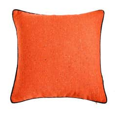 Orange Flex Reversible Cushion