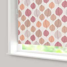 Terracotta Regan Blackout Cordless Roller Blind