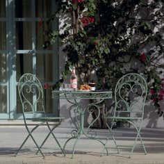 Chatsworth Green Garden Bistro Set