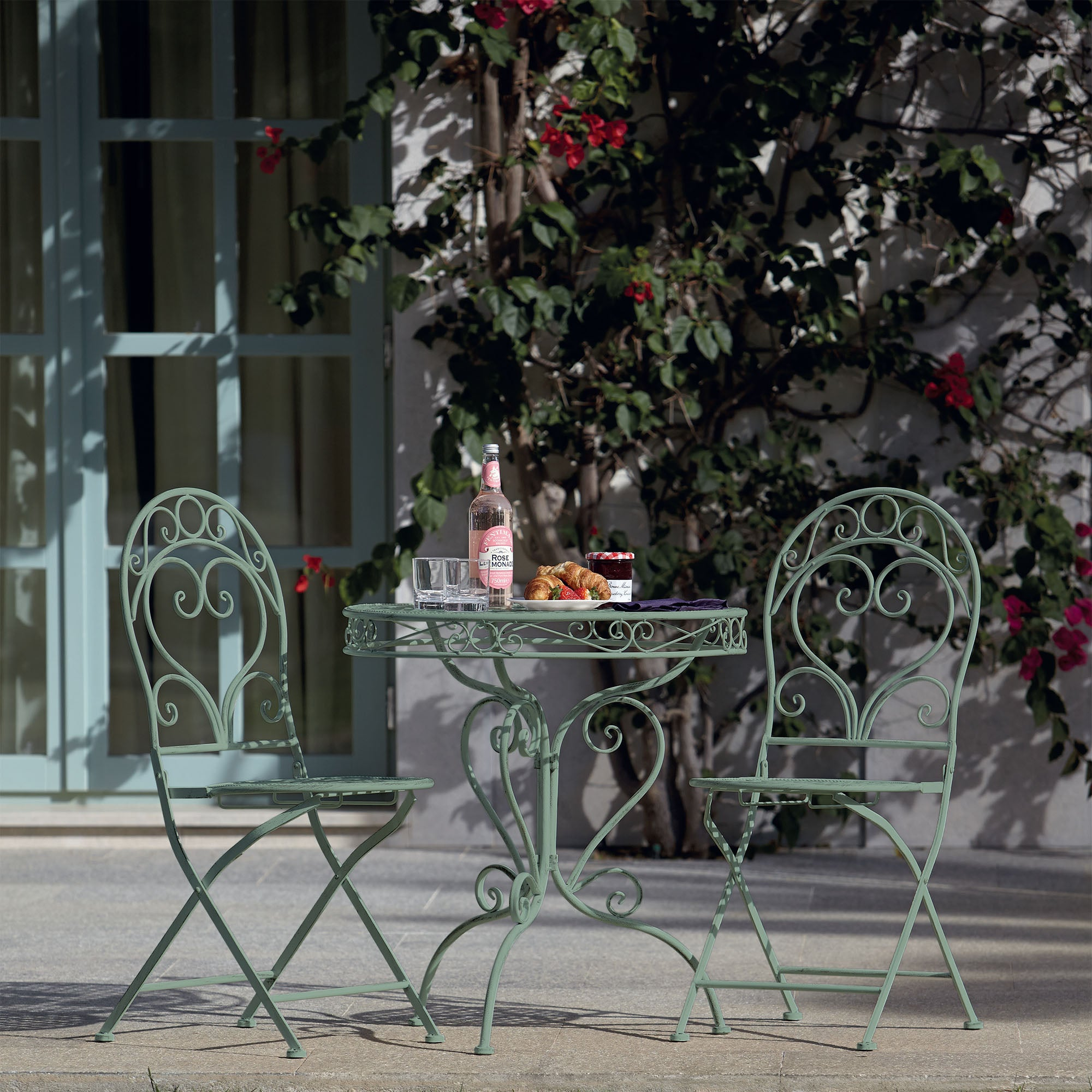 Chatsworth Green Garden Bistro Set