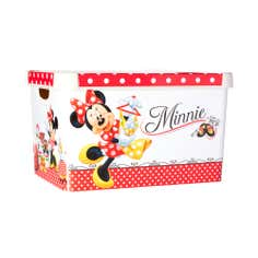 Disney Minnie Mouse 22L Storage Box