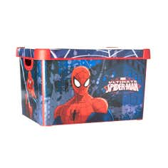Kids Marvel The Amazing Spiderman Storage Box