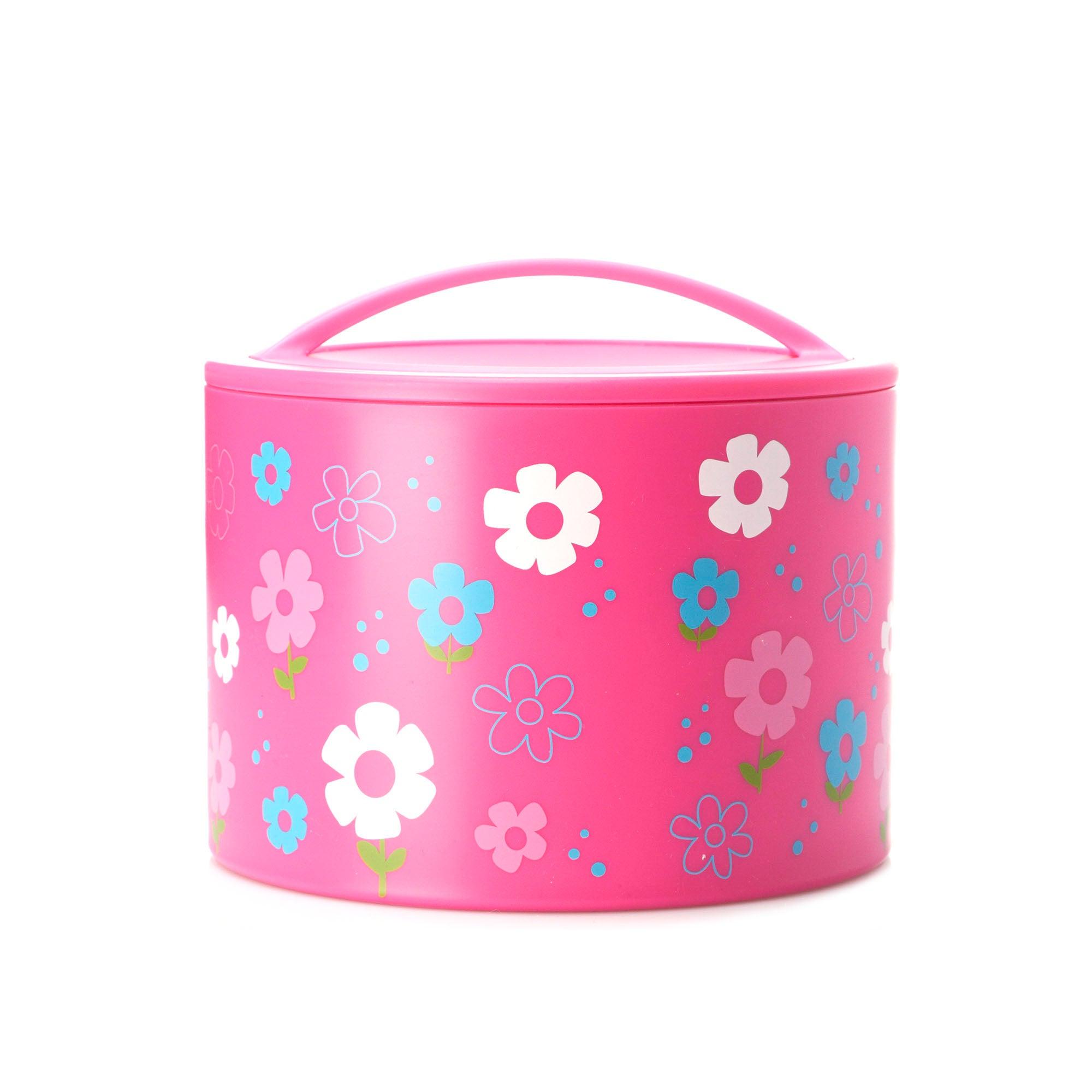 Aladdin Pink Bento Lunch Box