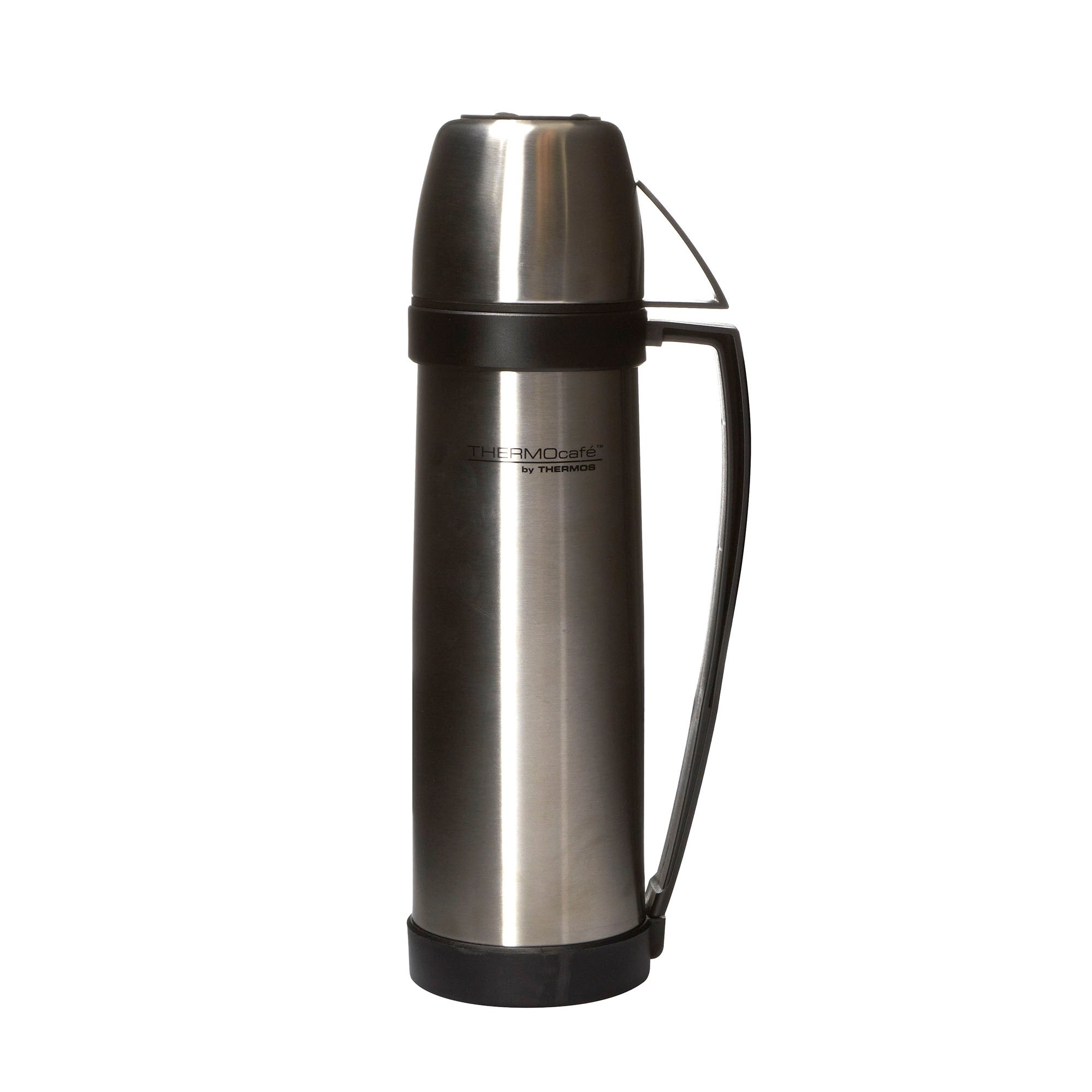 ThermoCafe 1 Litre Stainless Steel Flask