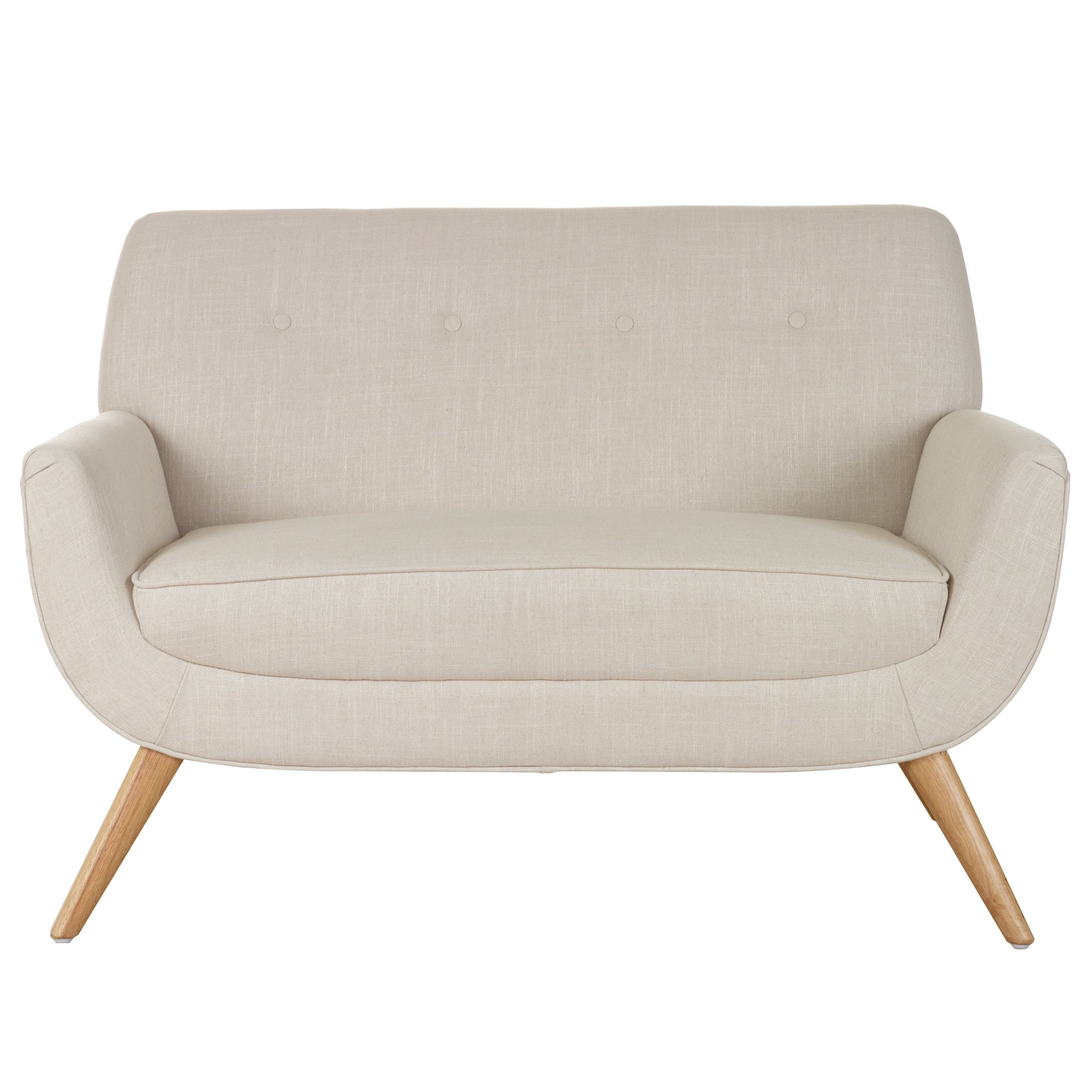Skandi Natural Snuggle Chair