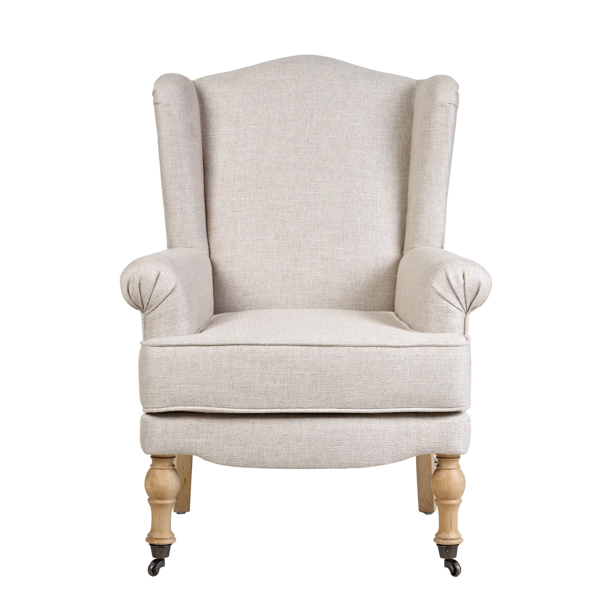 Victoria Wing Back Armchair