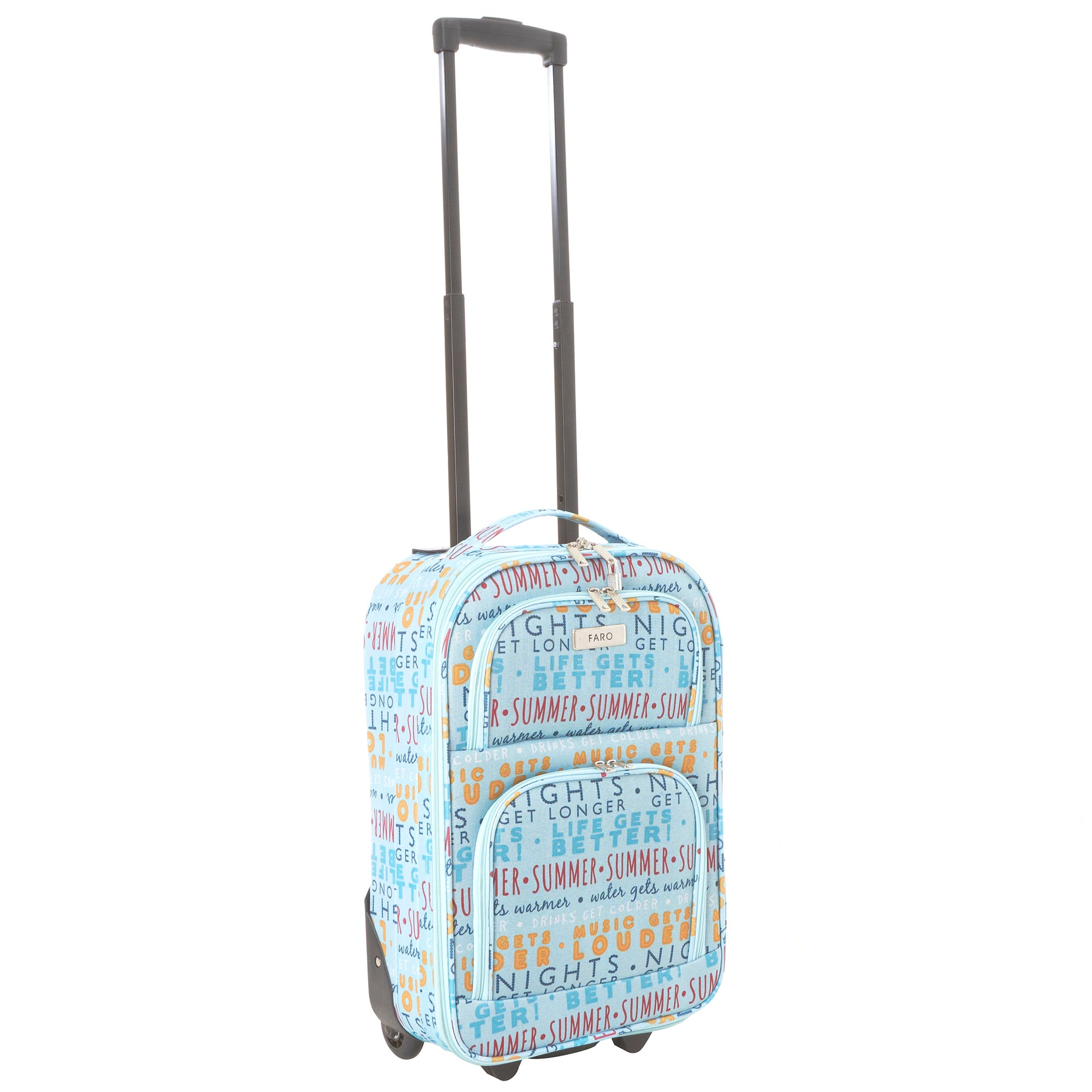 Faro Summer Life 20 Inch Weekend Case