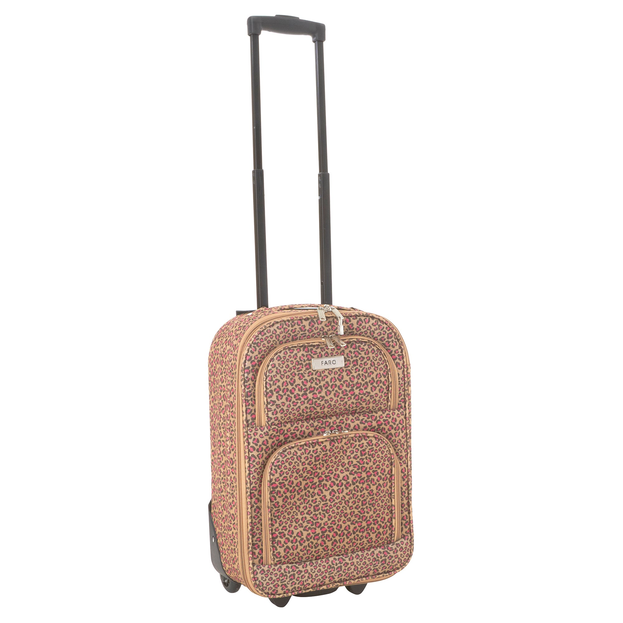 Faro Leopard 28 Inch Large Family Case