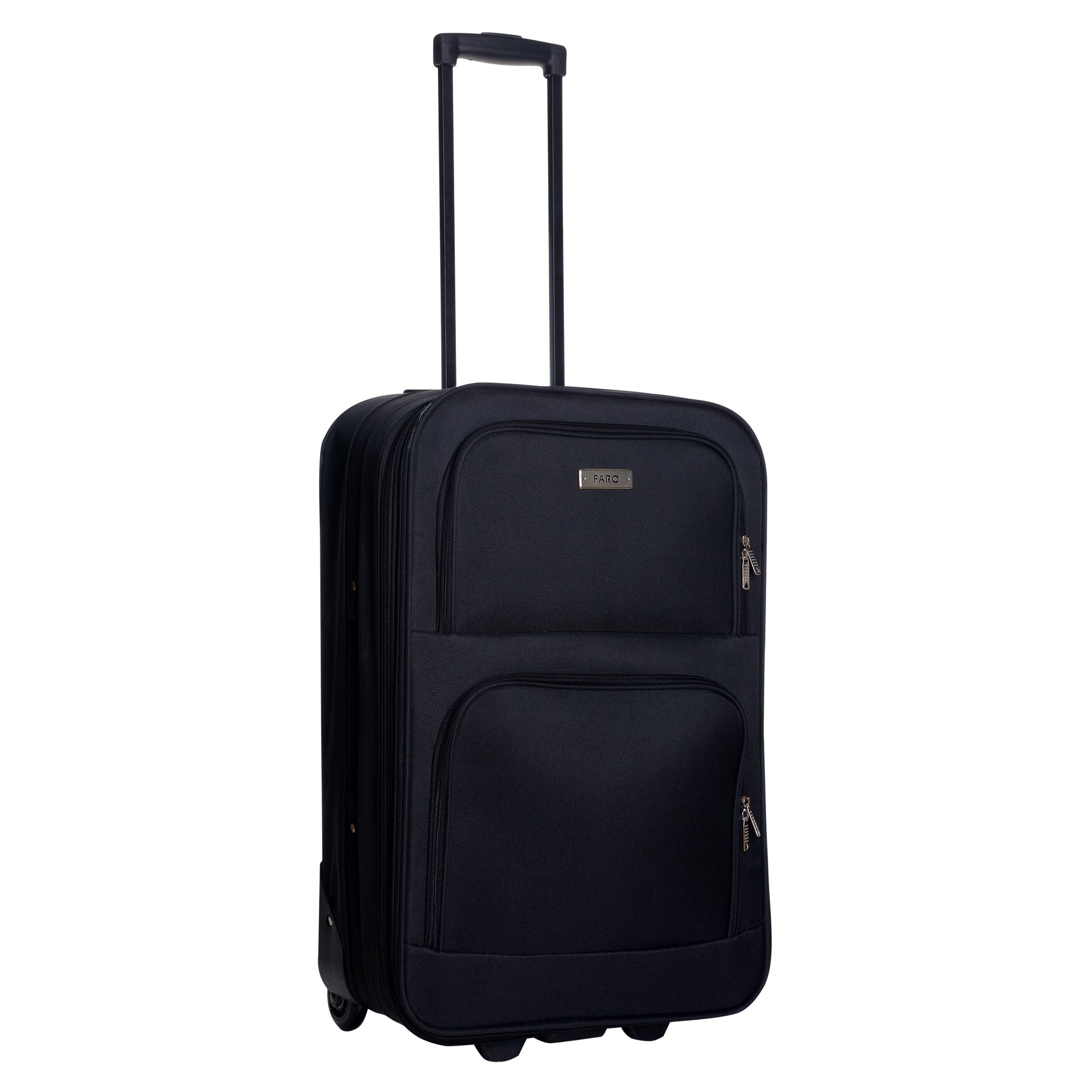 Faro Black 24 Inch Small Family Case