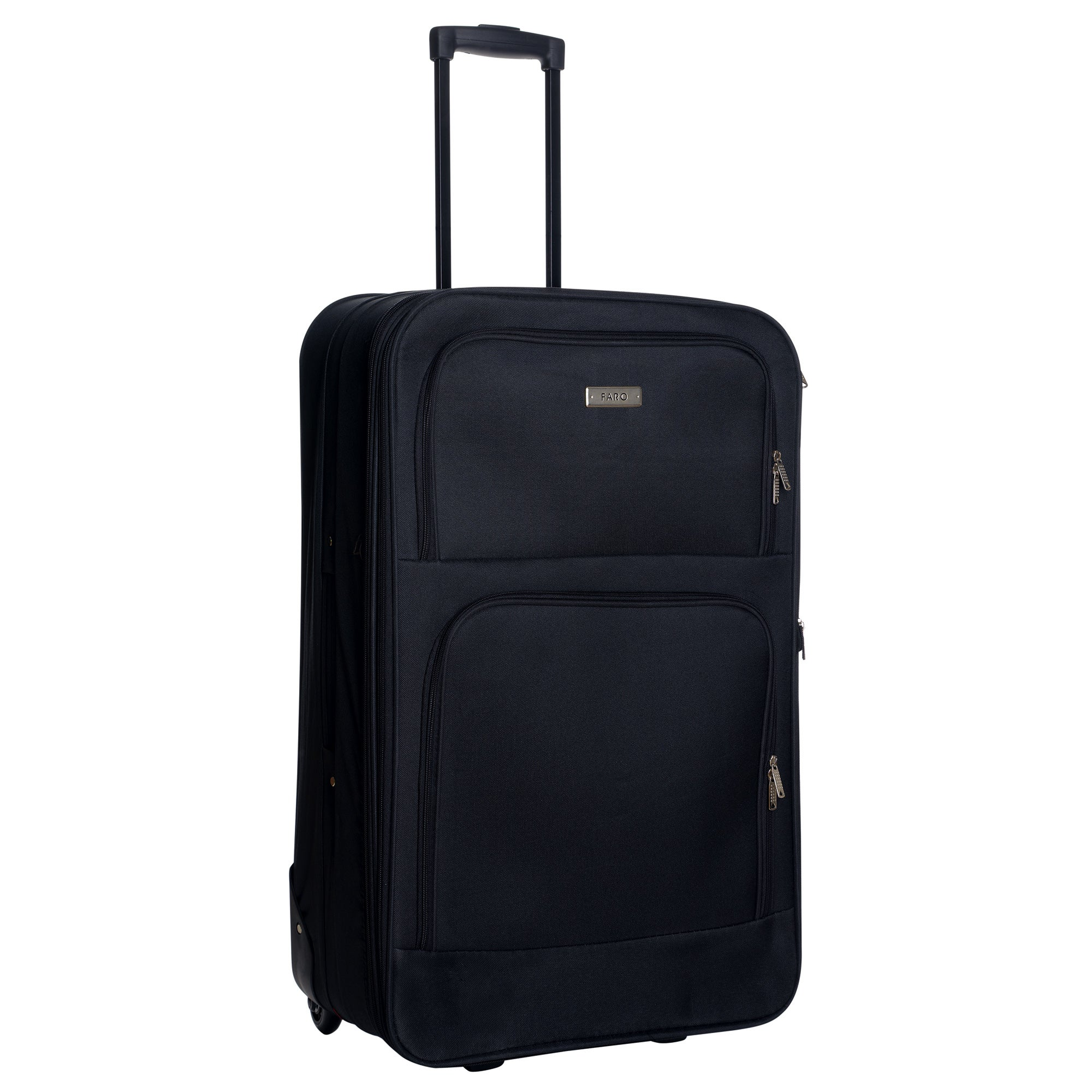Faro Black 28 Inch Large Family Case