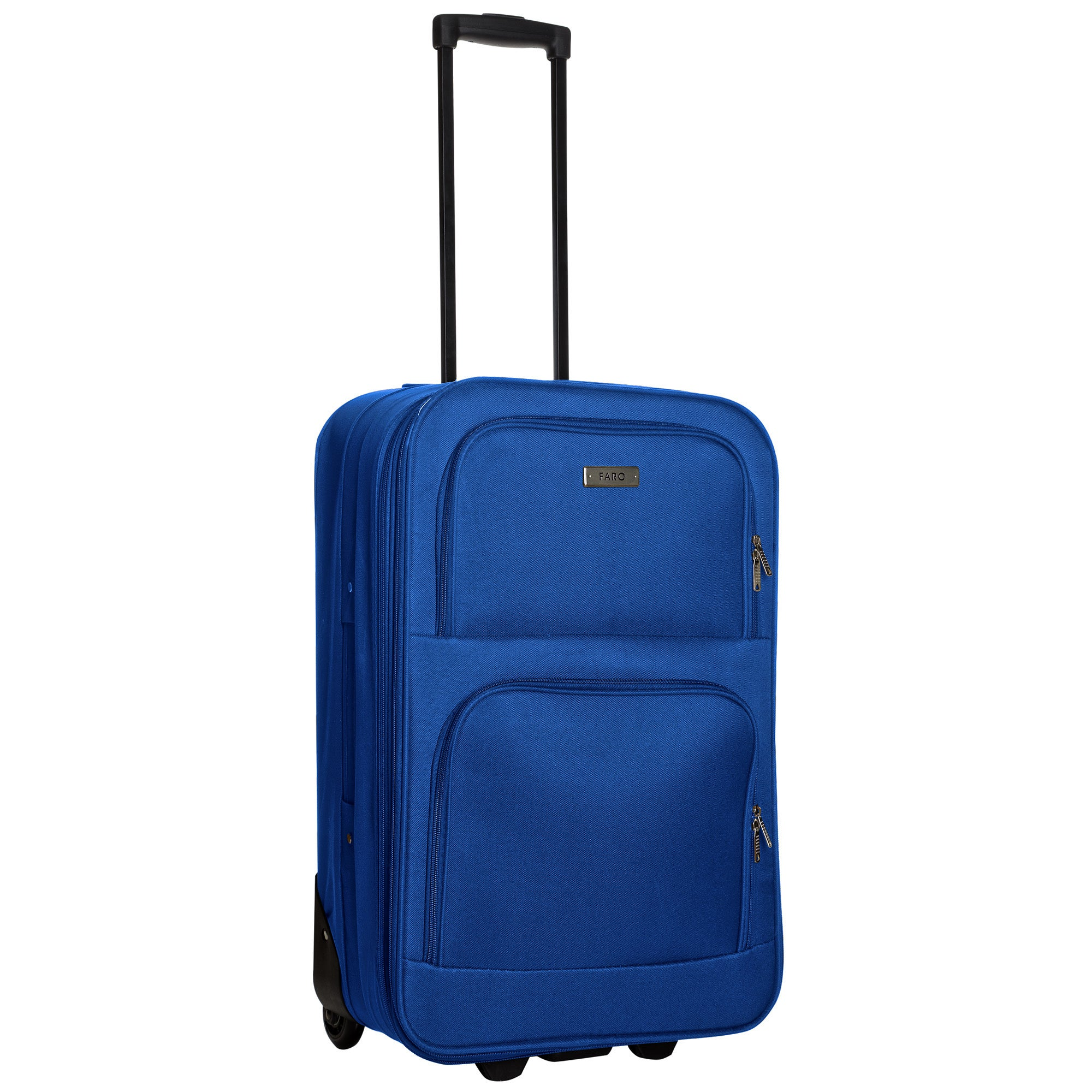 Faro Navy 24 Inch Small Family Luggage Case