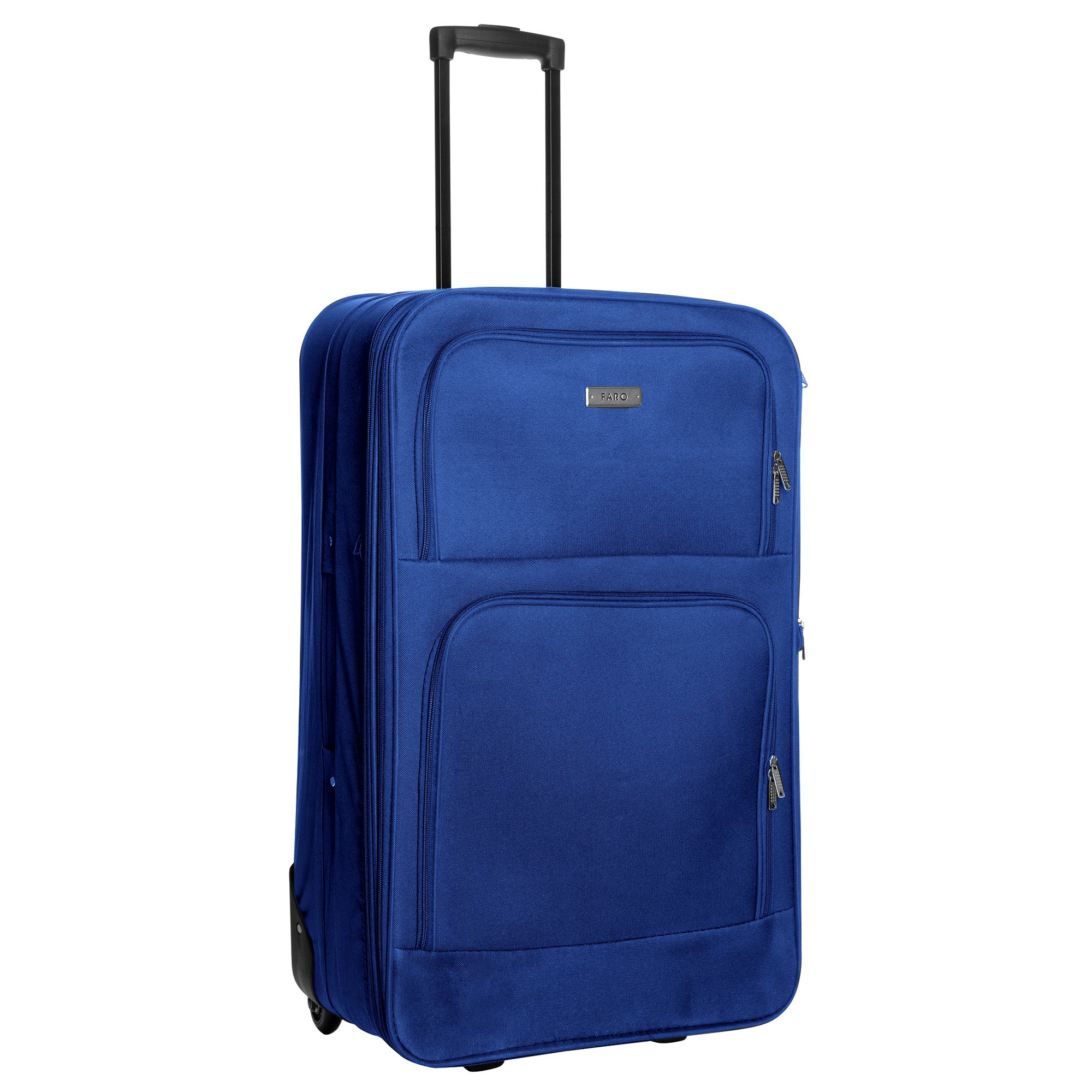 Faro Navy 28 Inch Large Family Luggage Case