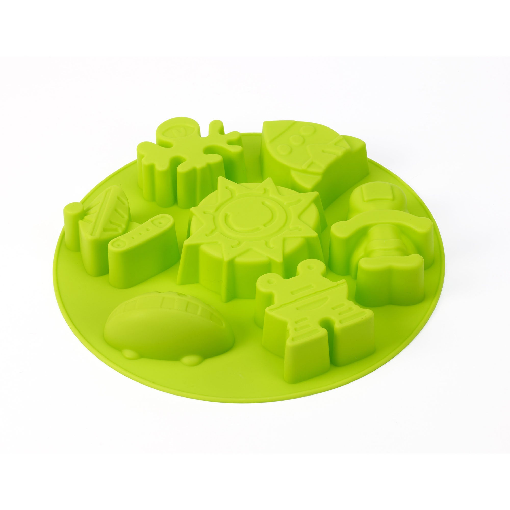 Kids Space Theme Silicone Mould