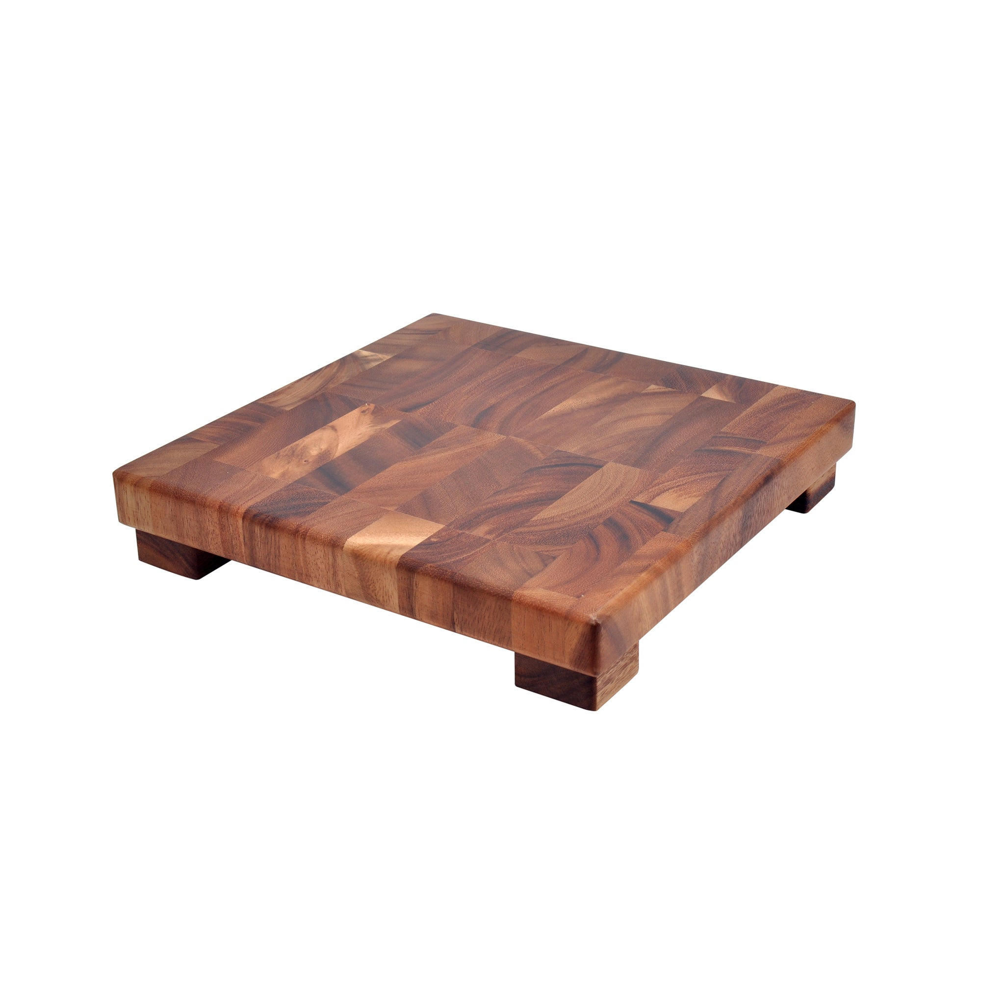 T and G Woodware Acacia Footed Chopping Board