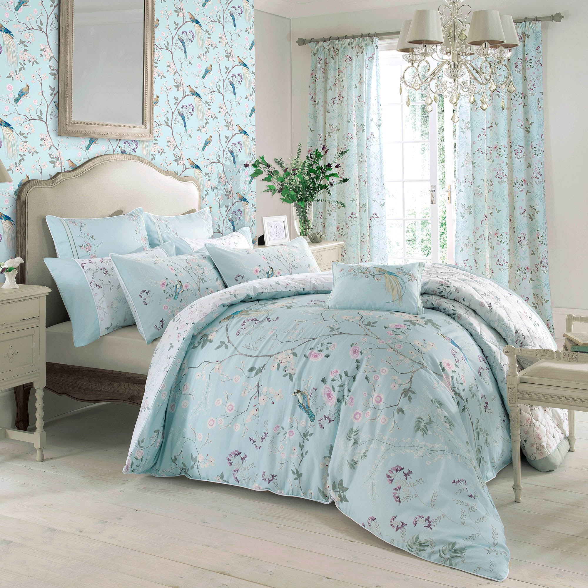 Milf also 446 moreover 4846 besides Dorma Duck Egg Maiya Collection Duvet Cover 408624 as well 3137. on create blue pink bedroom