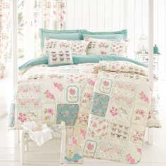 Duck Egg Maison Collection Duvet Cover Set