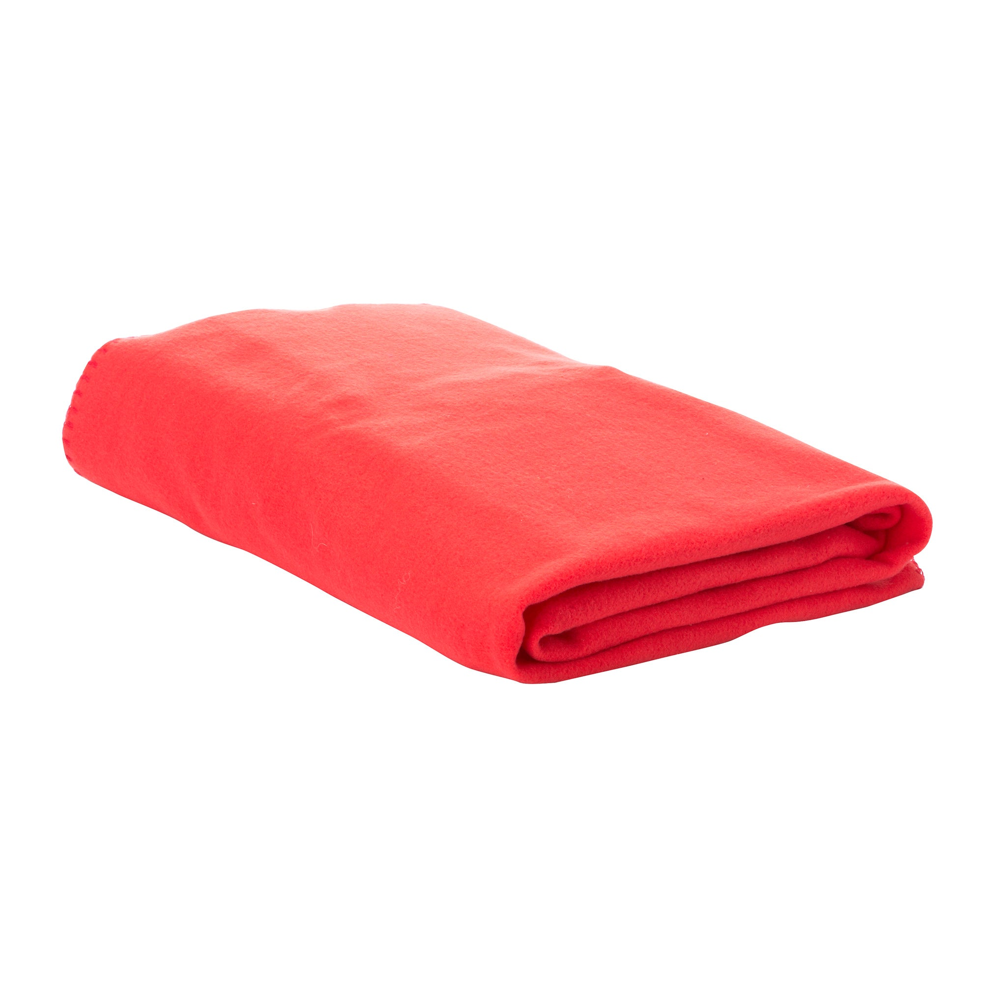 Red Fleece Pet Blanket