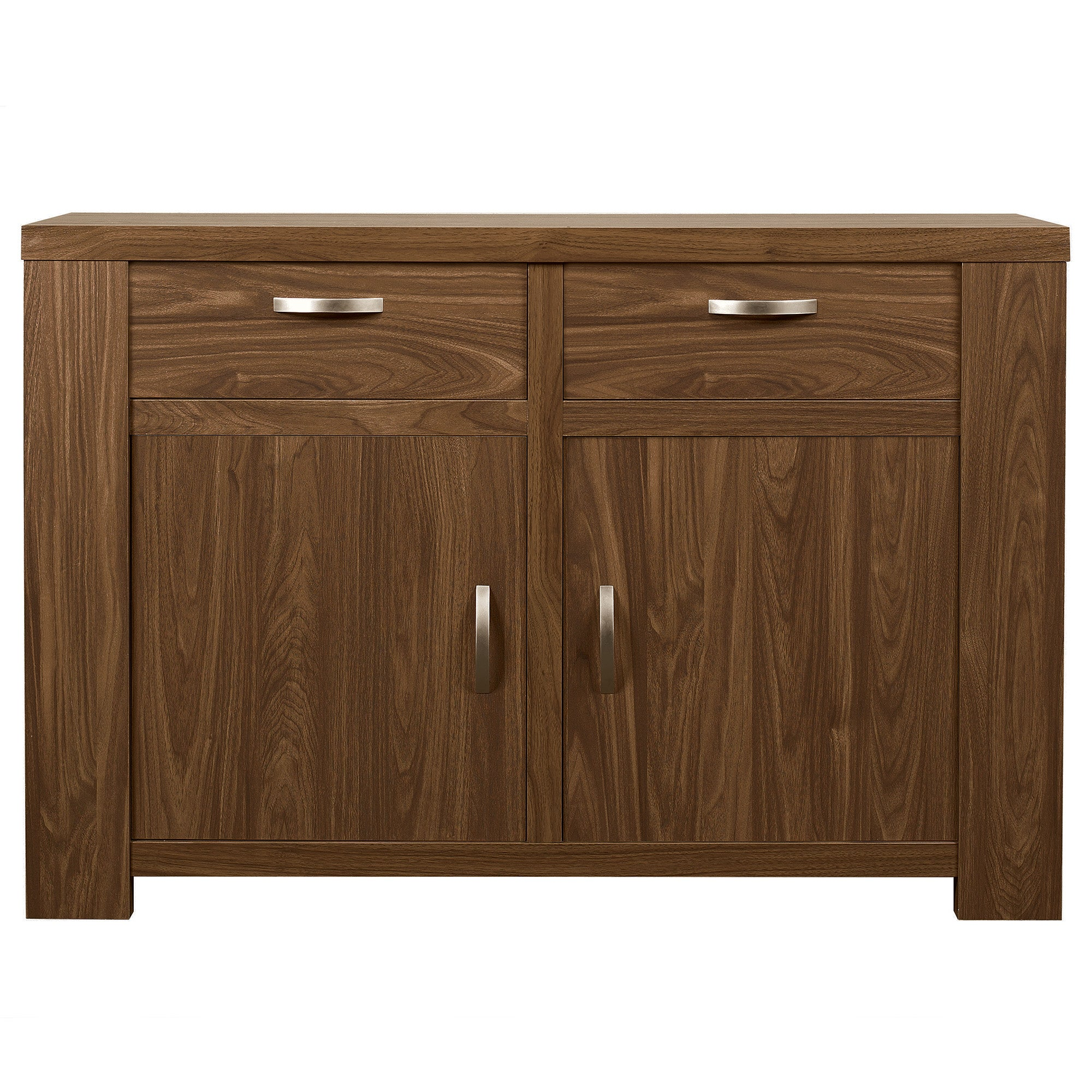 York Walnut Collection Small Sideboard