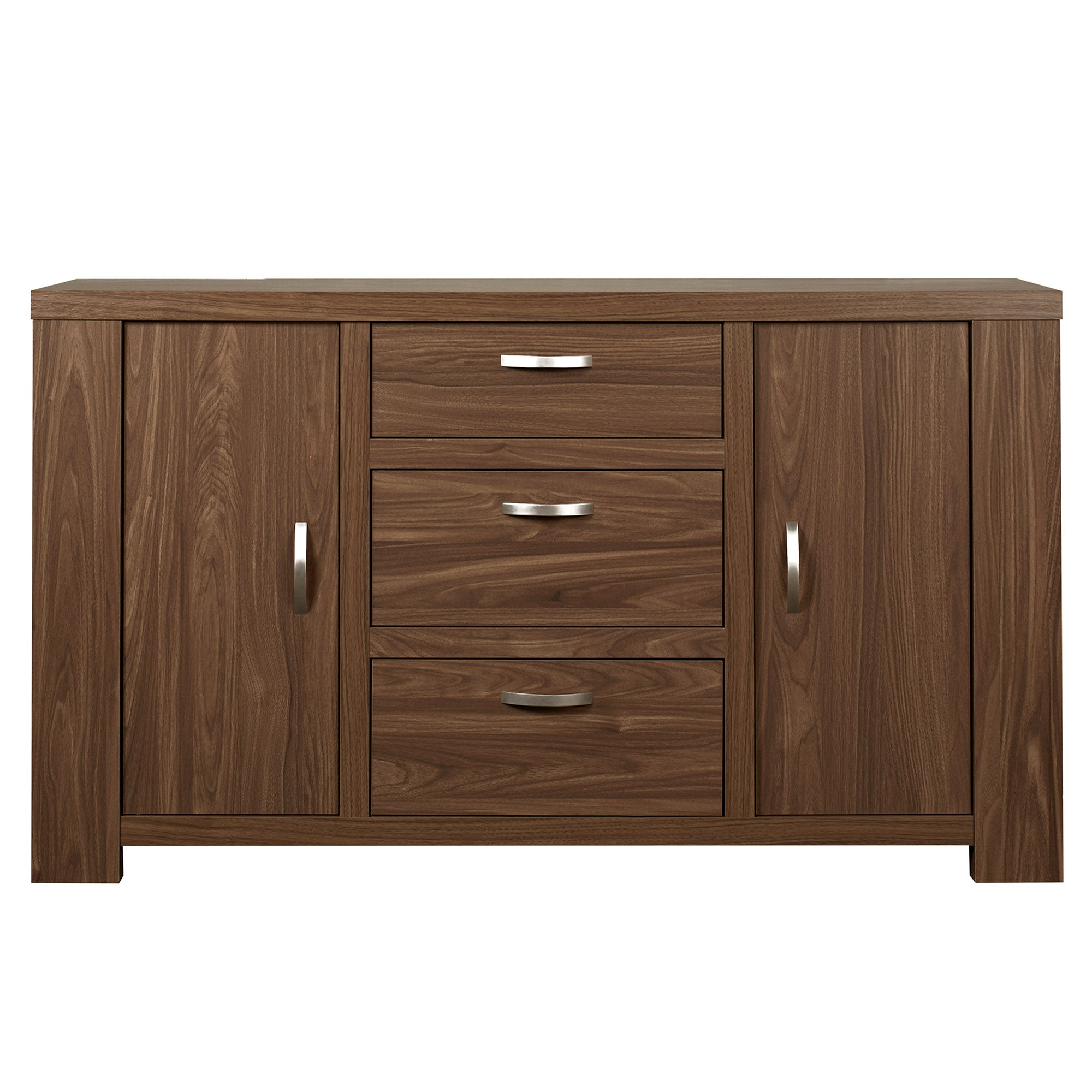 York Walnut Collection Large Sideboard