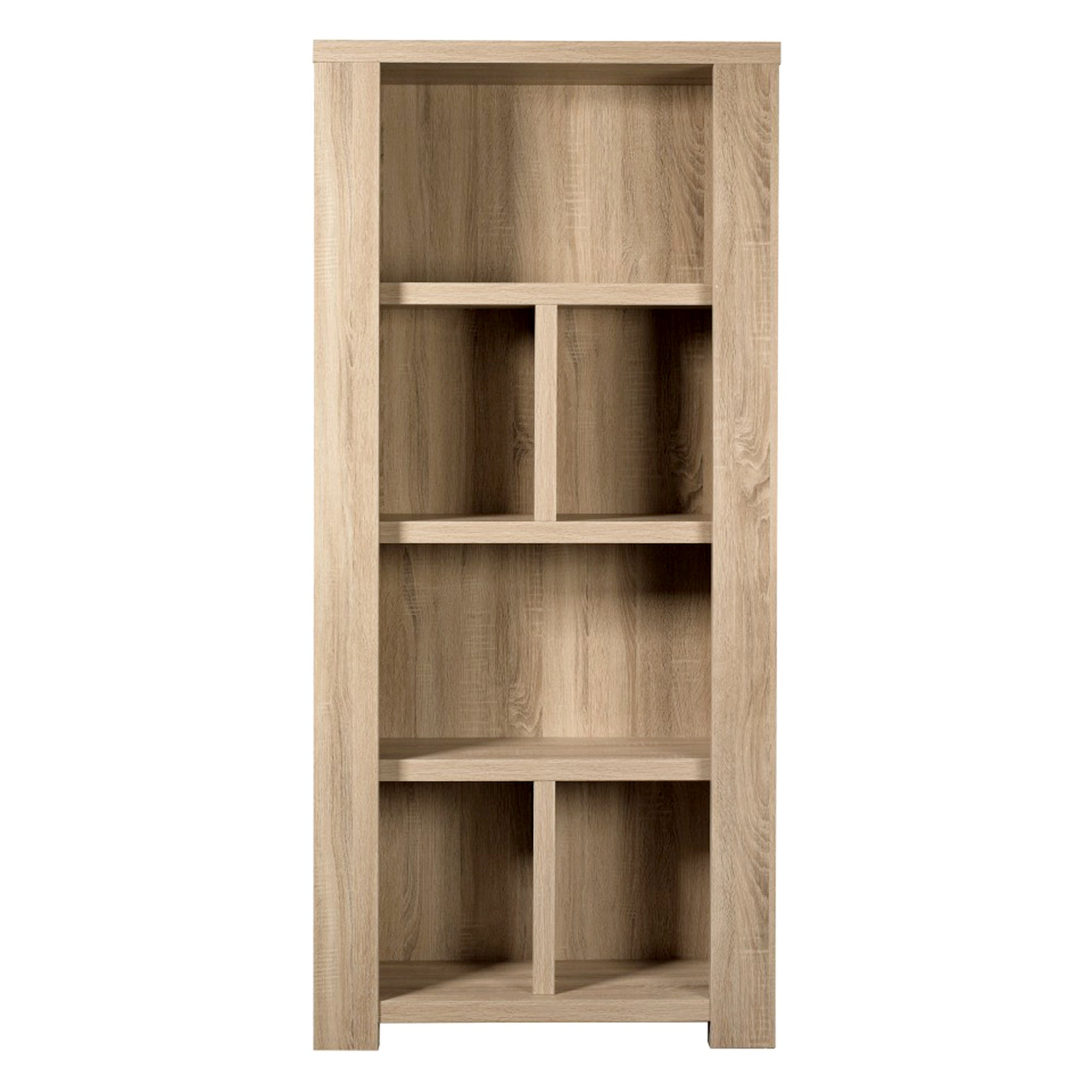 York Oak Collection Bookcase