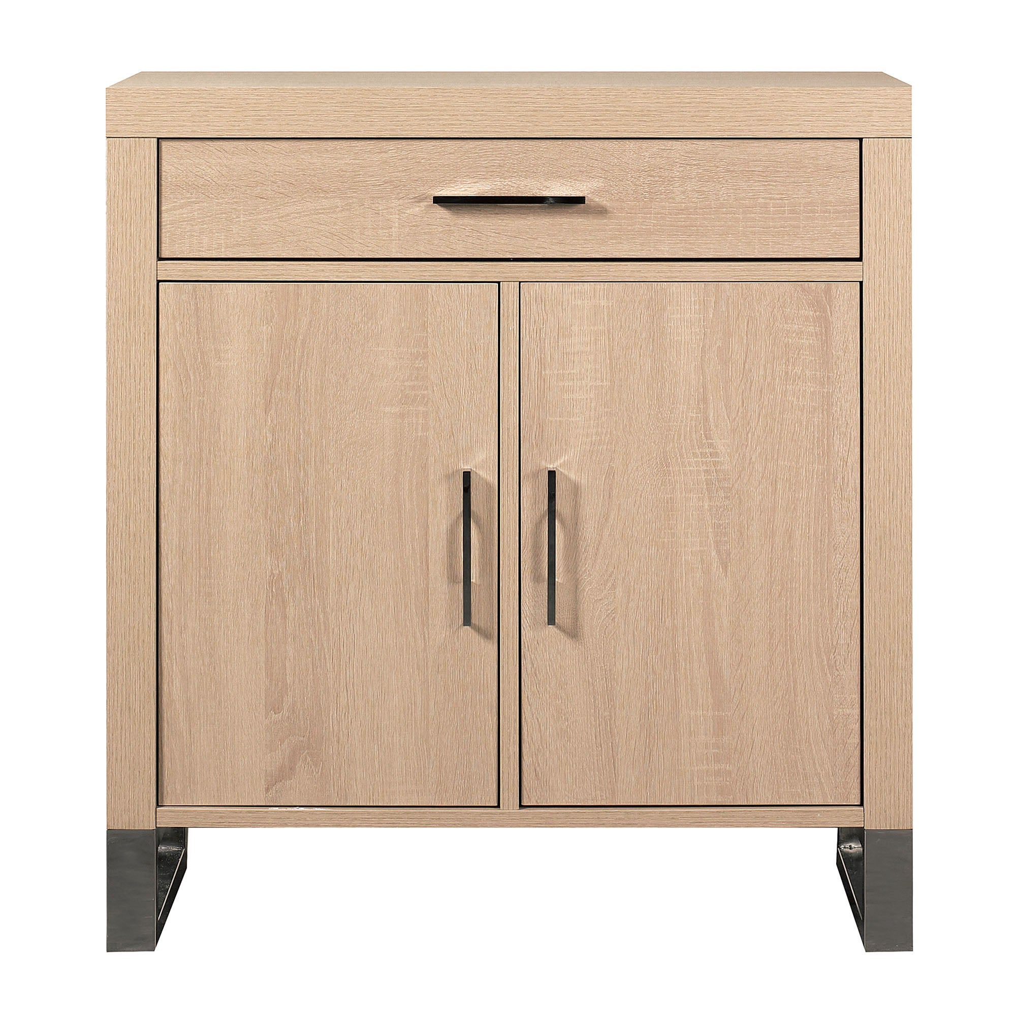 Manhattan Collection Oak Effect Small Sideboard