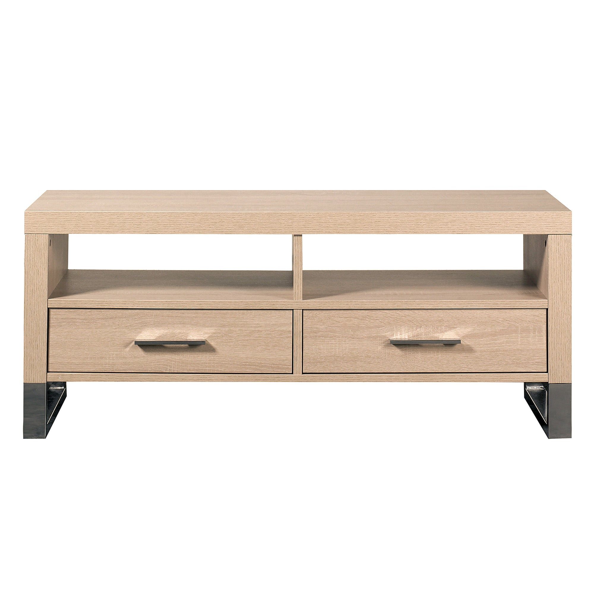 Manhattan Collection Oak Effect TV Unit
