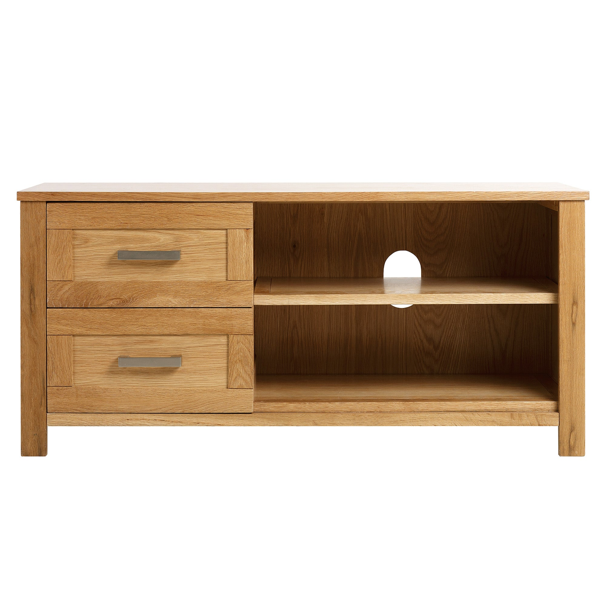 Oxbridge Oak TV Unit