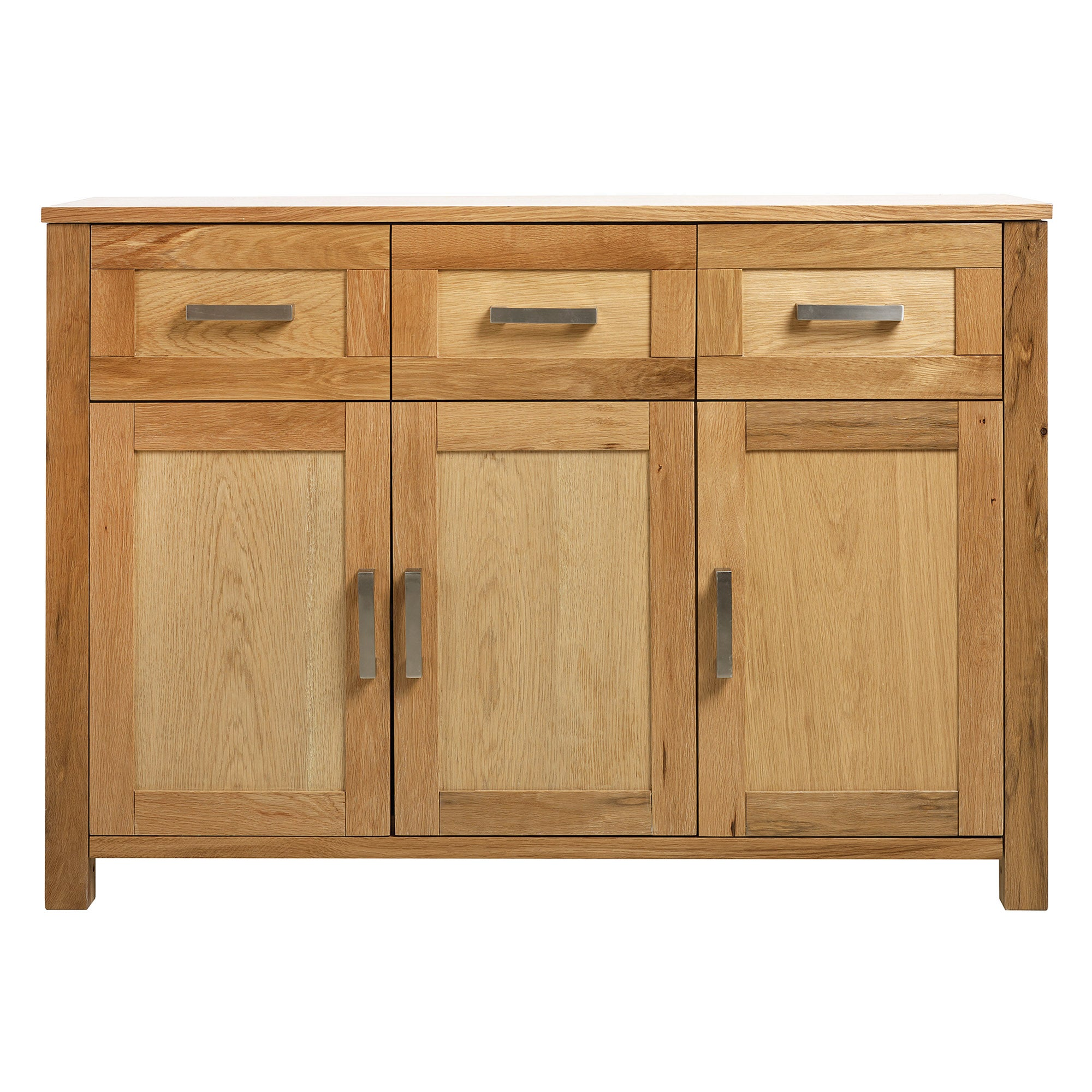 Oxbridge Oak Large Sideboard